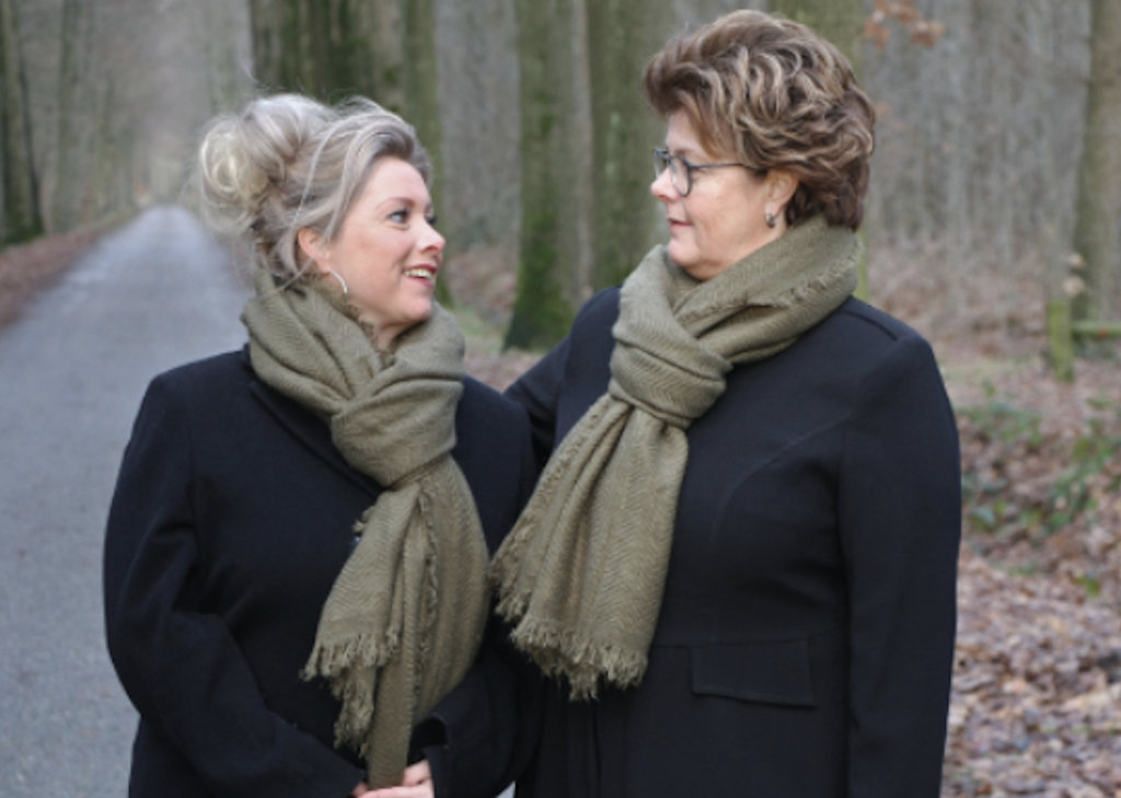 Janneke Smetsers en Harriët Smetsers