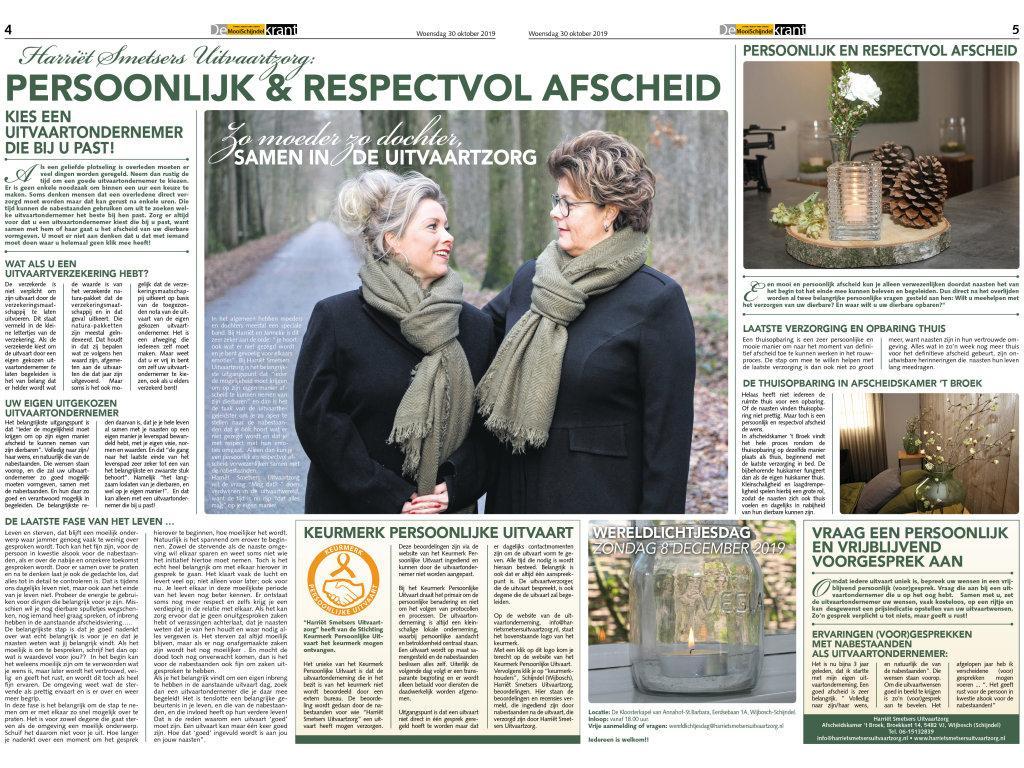 Mooi Schijndel krant